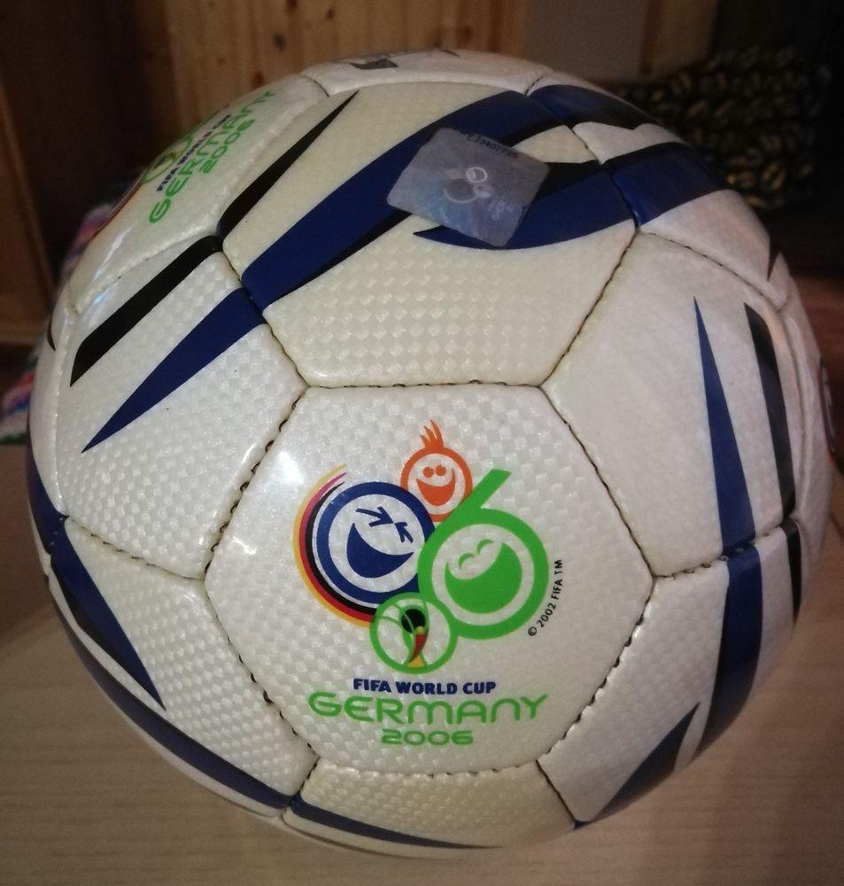 Mondo Soccer Ball Pallone Calcio Football Fifa World Cup Germany 2006 Ebay