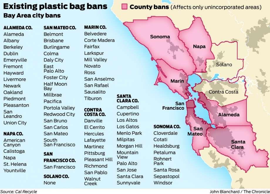 Plastics Industry Pushing To Halt Bag Ban Momentum Plastic Industry Bay Area Cities Foster City
