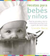 Desde las papillas hasta toda una variedad de platos para cuando coman de todo, con apartados para niños que comen poco, o con sobrepeso, o para quienes detestan la sopa, o para una comida rápida, y también para fiestas infantiles. #bebés #baby Búscalo en http://absys.asturias.es/cgi-abnet_Bast/abnetop?SUBC=032401&ACC=DOSEARCH&xsqf01=bajraj+papillas