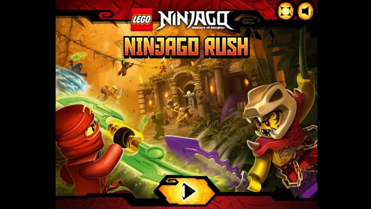 LEGO Ninjago Airjitzu Escape Gameplay Walkthrough