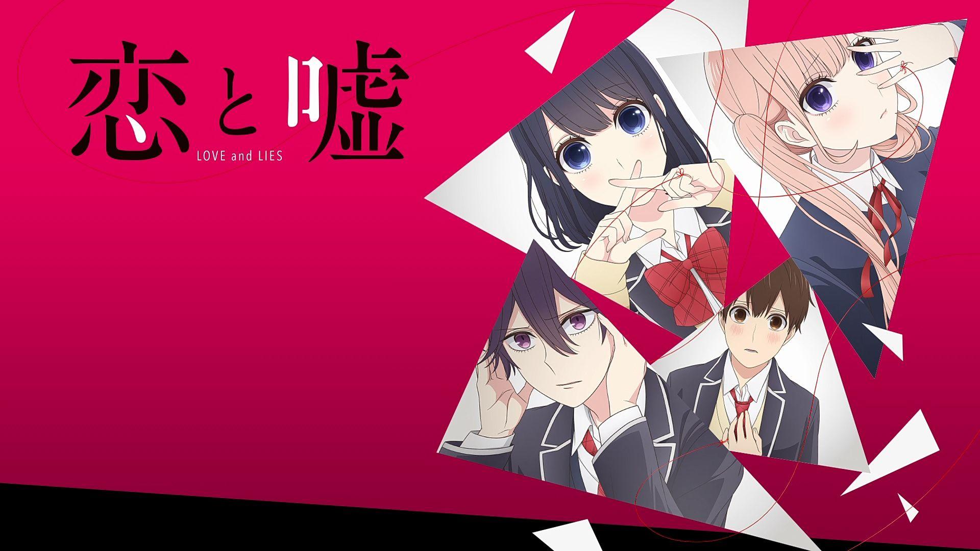 Koi To Uso Bd Vol 01 Kashikoi Fansub