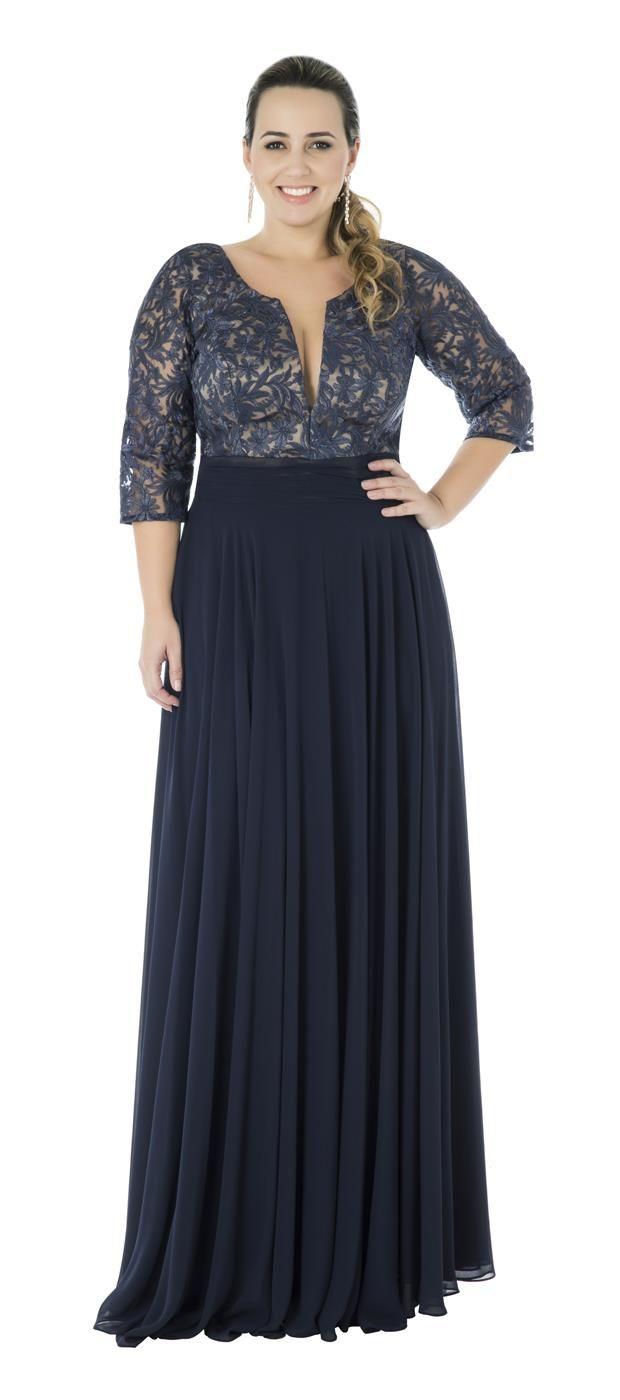 Vestido dandara vestidos plus size tallasgrandes vestido negro