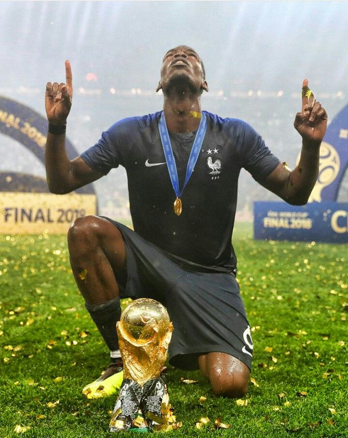 Talento y futuro Paul Pogba 🌟⚽