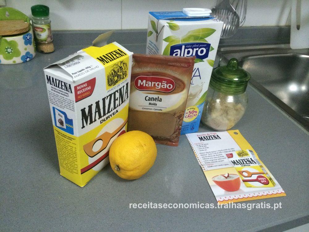 A verdadeira e única papa Maizena! Até fiz um pequeno video no Instagram. Muitas vezes é o meu jantar ou pequeno almoço. Gosto mesmo muito de papa maizena porque é económico e enche a pança :DINGREDIENTES 20gr Maizena (0,04€) 30 gr açúcar (0,02€) 2,5dl L...