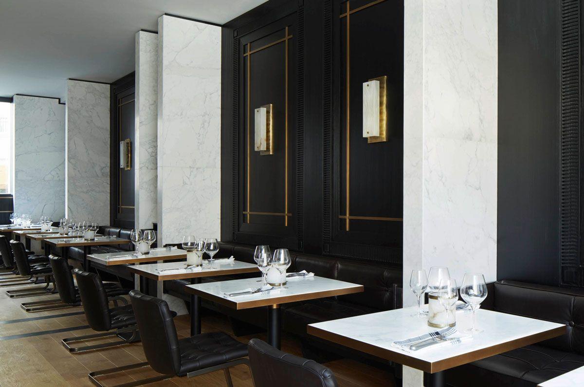 beefbar humbertpoyet bar cafe restaurant pinterest brasserie restaurant et architecture. Black Bedroom Furniture Sets. Home Design Ideas