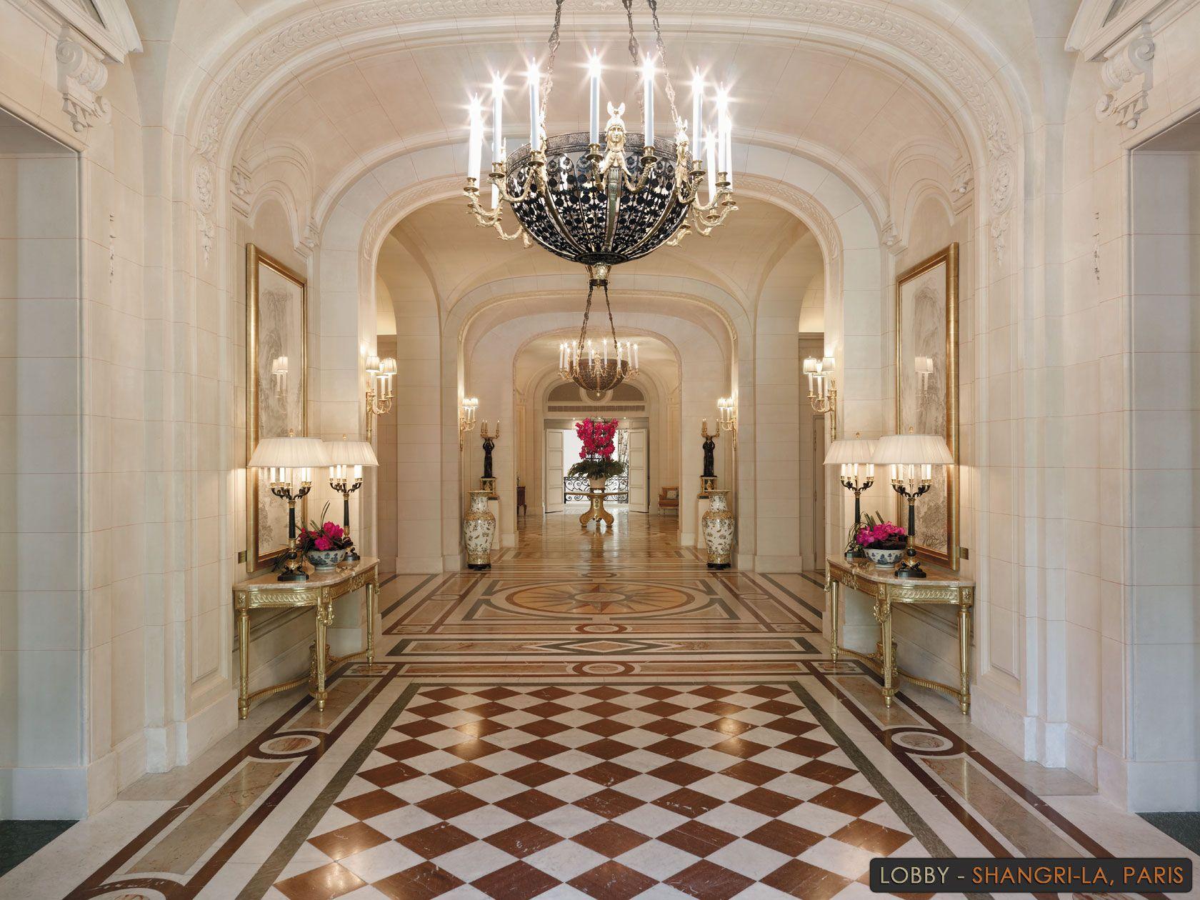5 Star Shangri La Hotel Paris