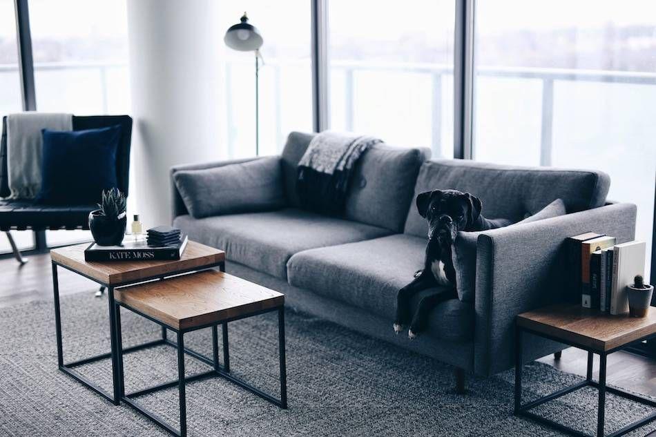 Minimal Apartment Interior Inspiration With Article Wood Taiga
