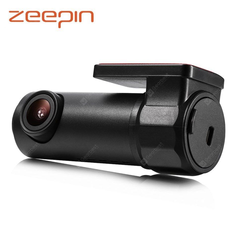 ZEEPIN S600 720P WiFi Dash Cam 170 Degree Wide Angle Hidden Car Driving Recorder ML08 #wideangle