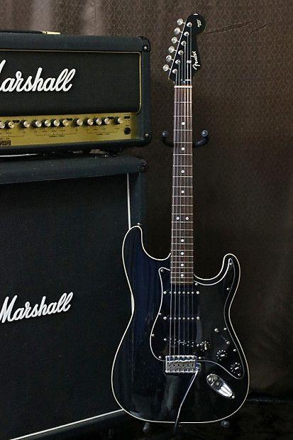 Fender AST Aerodyne Stratocaster Made In Japan | Reverb