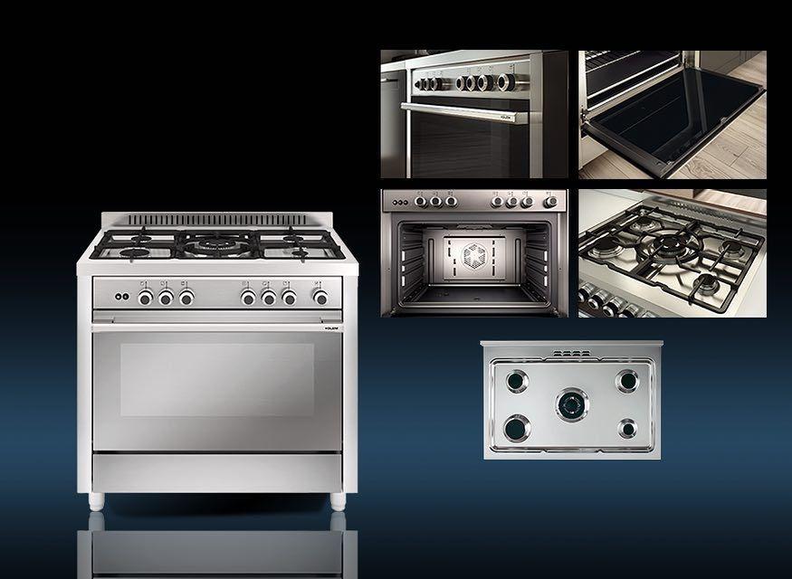 Cocineros Cocinagas Cocinasgas Comer Cocina De Gas Cocinas Cemento Pulido Cocina