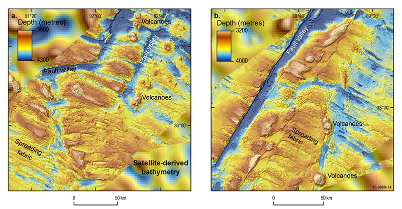 Bathymetry map of the ocean floor around the geelvinck fracture zone bathymetry map of the ocean floor around the geelvinck fracture zone in the australian antarctic gumiabroncs Image collections