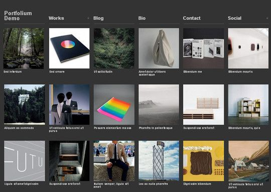 44 Powerful Yet Free Wordpress Portfolio Themes | Free and Useful ...