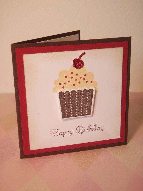 Easy Homemade Birthday Card Ideas
