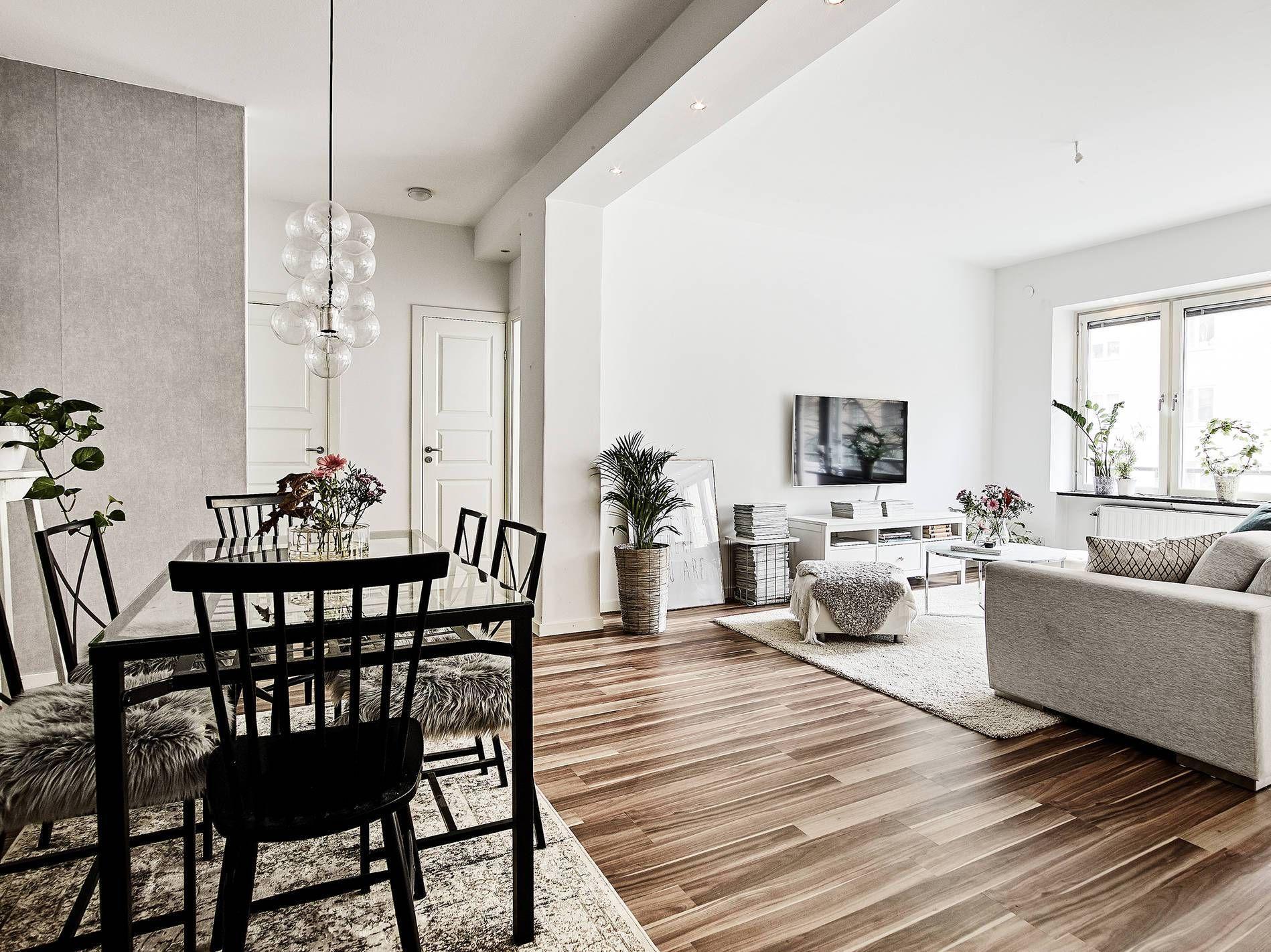 pisos suecos diseño interiores decoración interiores cocinas ...