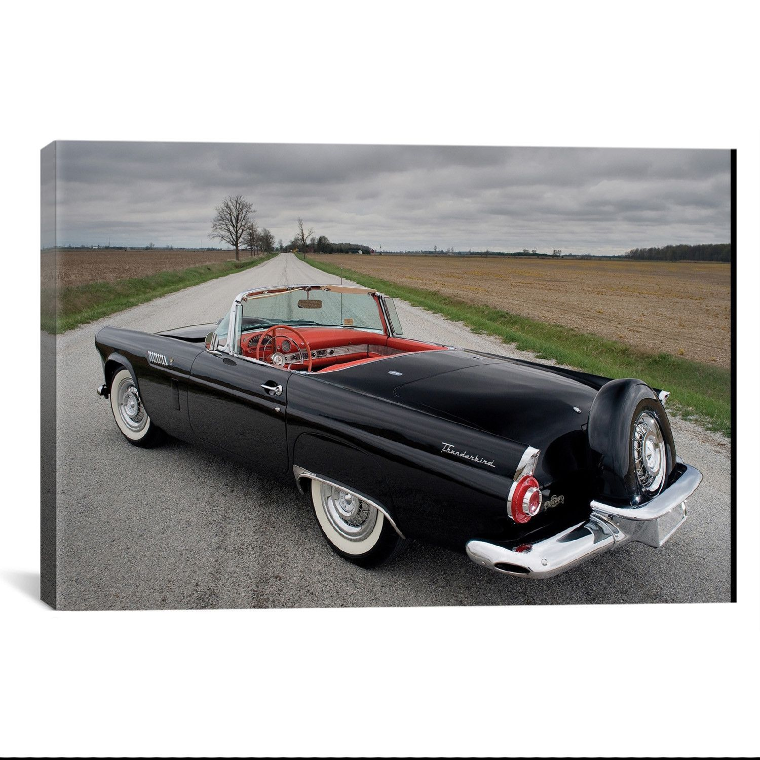 1956 ford thunderbird coches cl sicos convertible y for Garage ford nice