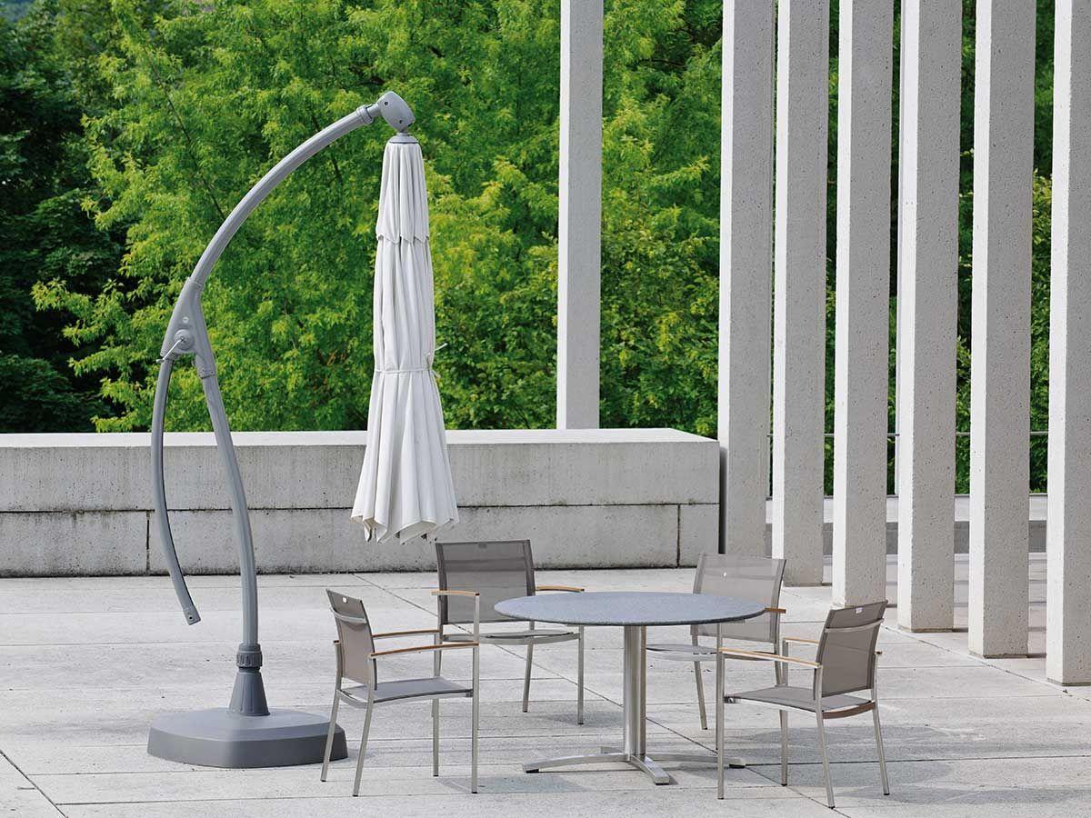 Stern Sonnenschirm Ampelschirm Aluminium Graphit O 350 Cm Kaufen Im Borono Online Shop Sonnenschirm Ampelschirm Sonnenschirm Ampelschirm