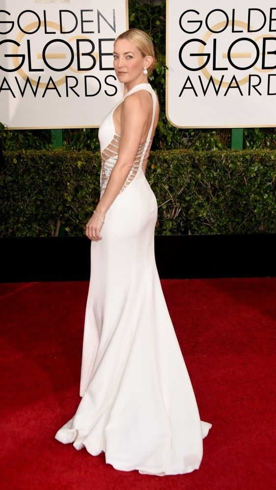 Kate Hudson - Golden Globes 2015 | Red carpet dresses - Red Online