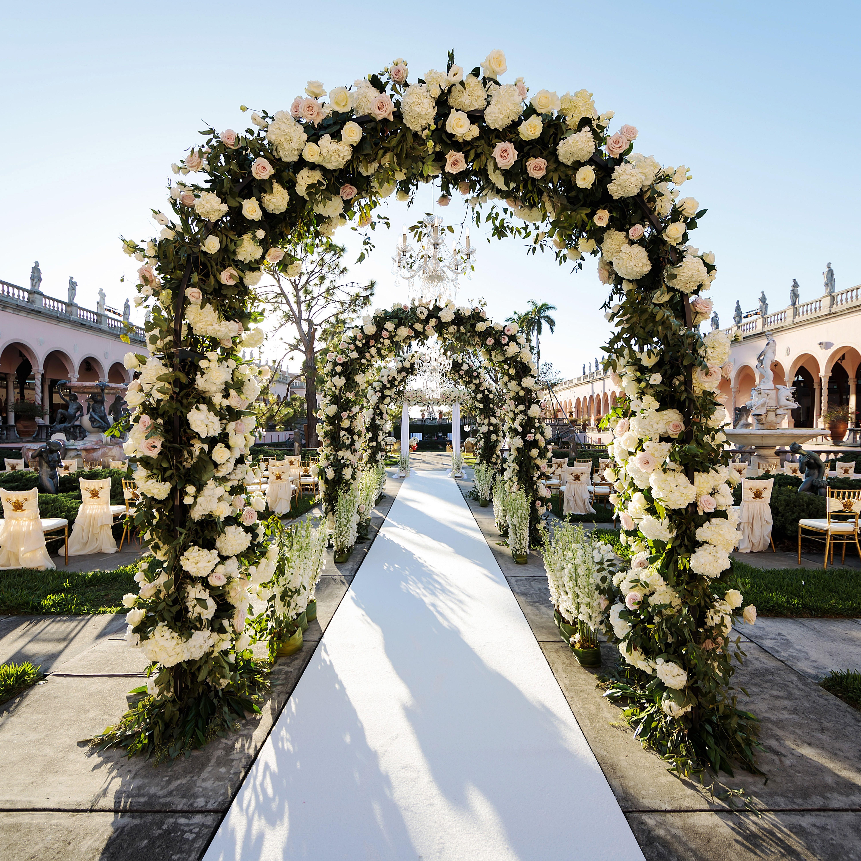 Wedding Ideas Florida: Ringling Museum Courtyard Beauty! Sarasota Wedding Planner