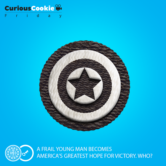 A simple cookie that becomes your most delicious experience. #Friday #CuriousCookie