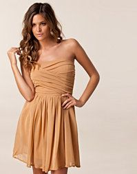 Kaasolle/morsiusneidoille. Jeane Blush - Mimosa Lace Dress