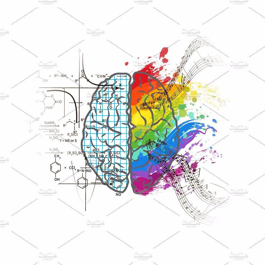 Technical and art hemispheres