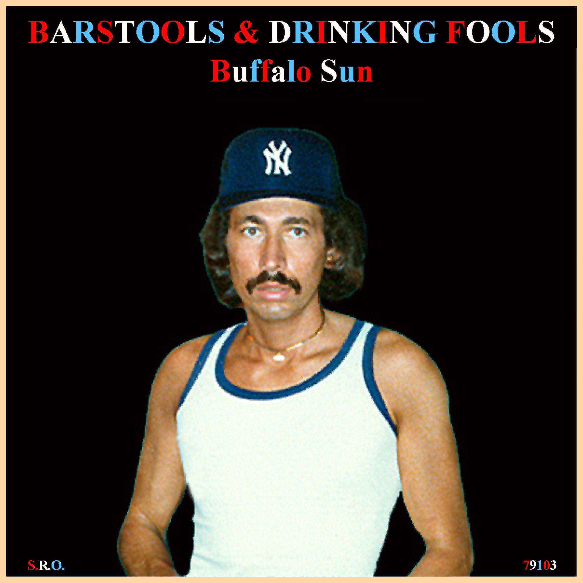 Buffalo Sun Bar Stools And Drinking Fools S R O