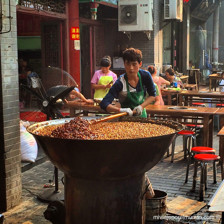 Muslim Market Xi'an