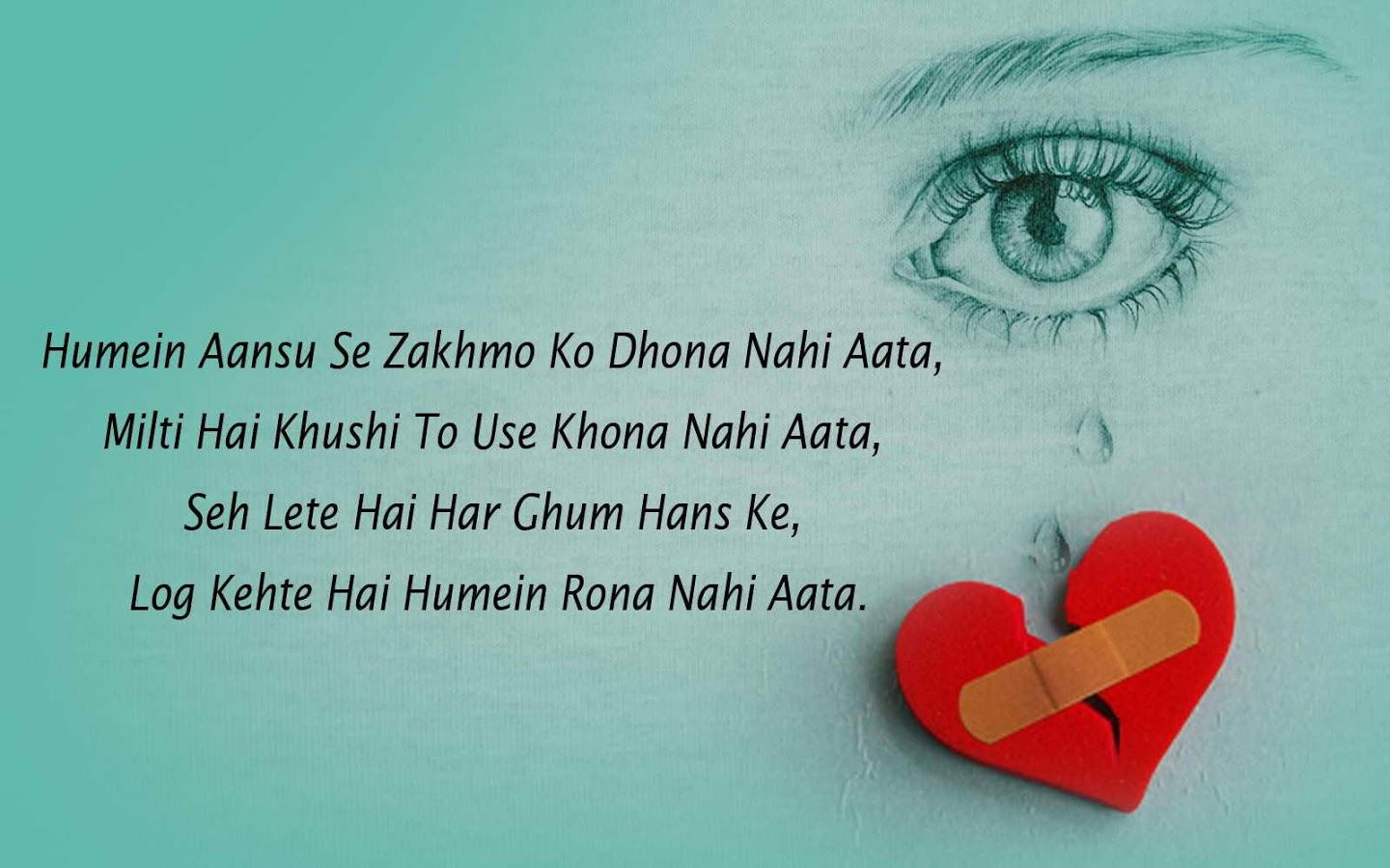 Image Result For Sher O Shayari In Roman English Wallpaper Quotes Lonliness Quotes Sms