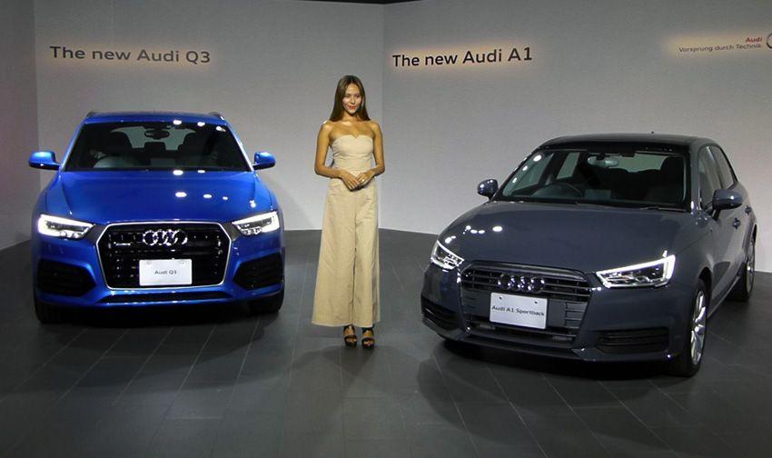 2015年5月12日、アウディ・ジャパンは、プレミアムコンパクトSUV、Q3、RS Q3の装備、仕様を一部変更し、5月21日から発売すると発表した。  今回の仕様変更により、2種類 ...