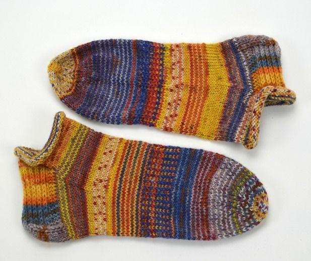 Photo of Blog über Socken stricken, Wolle färben und spinnen