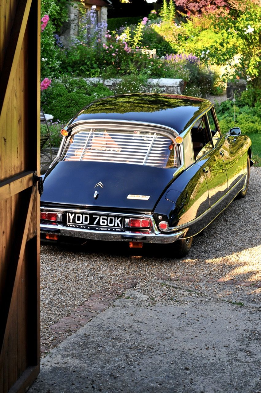 Citroen DS 21 EFI pallas 1972 www.ds21.co.uk #citroends