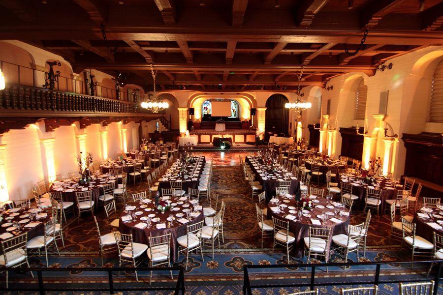 Wedding Reception Venue Mission Inn And Spa Riverside