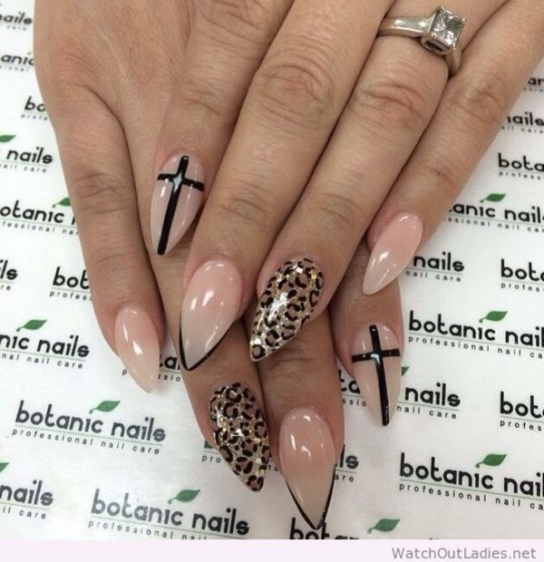 Photo of 50+ New Collection Of The Trendy Stiletto Nails Arts