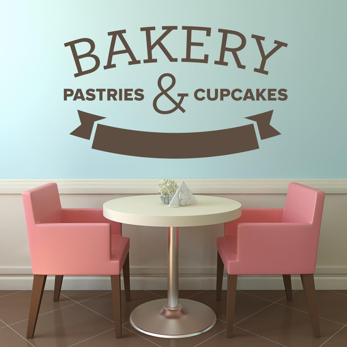 Custom Wall Decals Text
