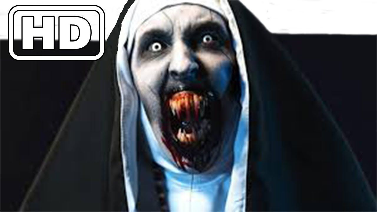 Filme De Terror A Noiva Freira 2018 Completo Dublado Hd
