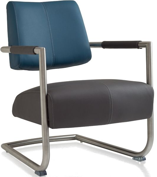 Lounge Fauteuil Zack.Zack Fauteuil Rvs Frame 299 Xooon Inrichting