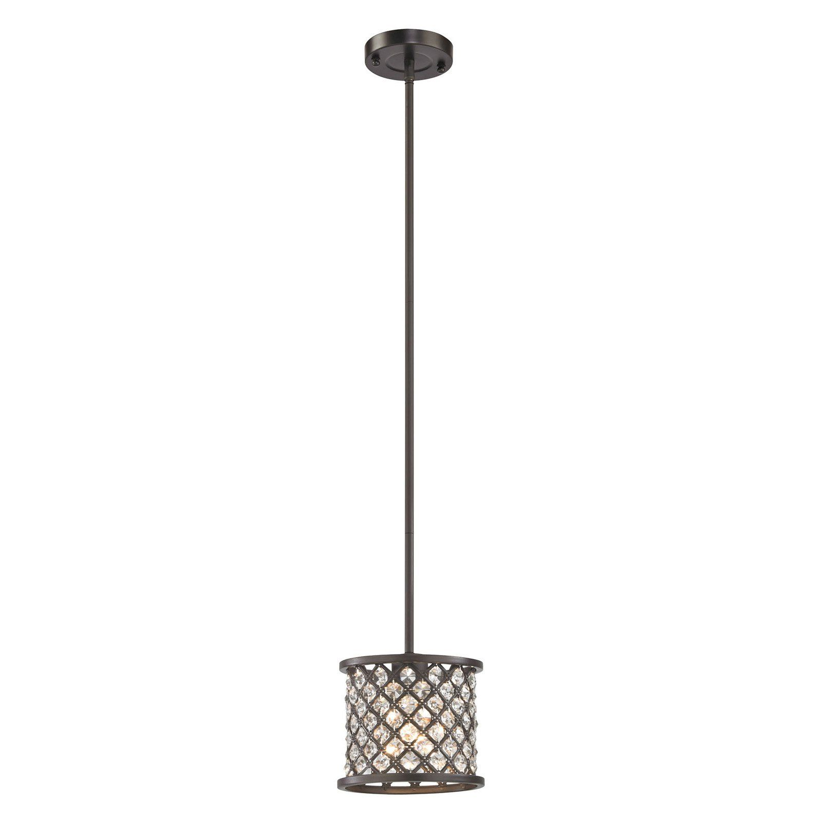 Elk Lighting Modern Farmhouse: Elk Lighting Genevieve 32102/1 Pendant