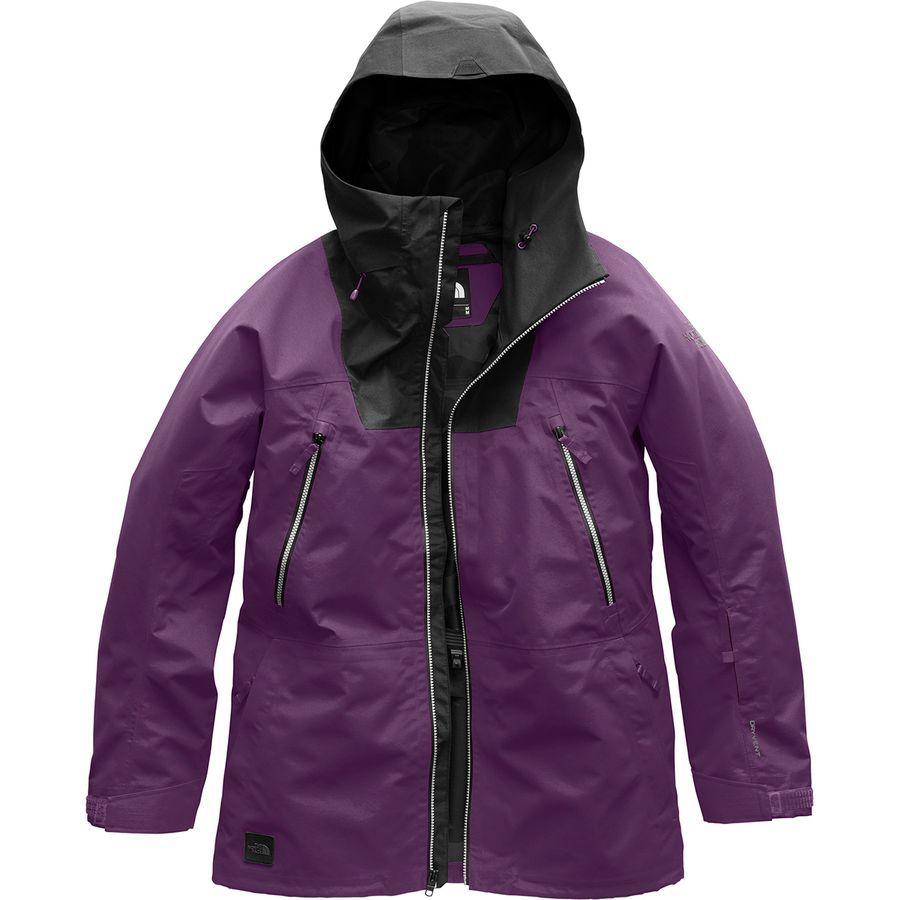 The North Face Ceptor Hooded Jacket Men S Black Currant Purple Tnf Black Mens Jackets Hooded Jacket Men Mens Black Jacket [ 900 x 900 Pixel ]