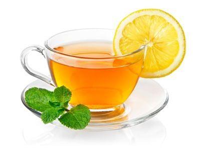 The detox un sachet de th vert un soup on de cannelle un soup on de gingembre le jus d un demi - Tisane coupe faim naturel ...