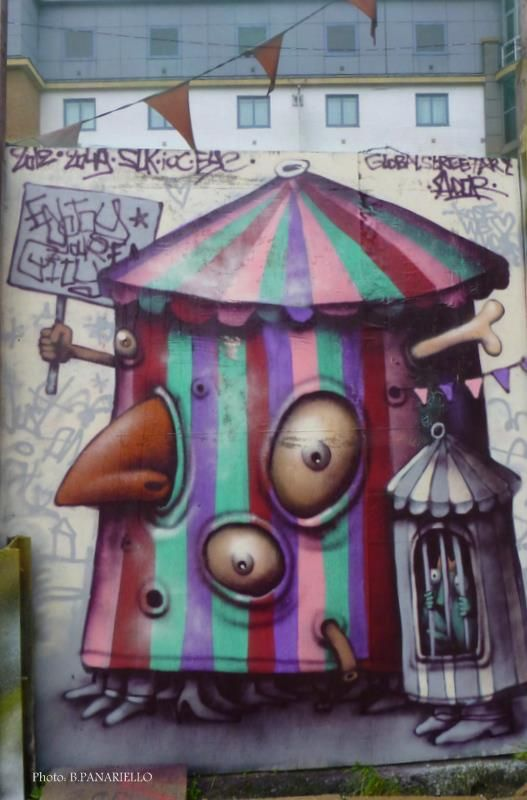 "Artist : Ador ...street art in ""London"""