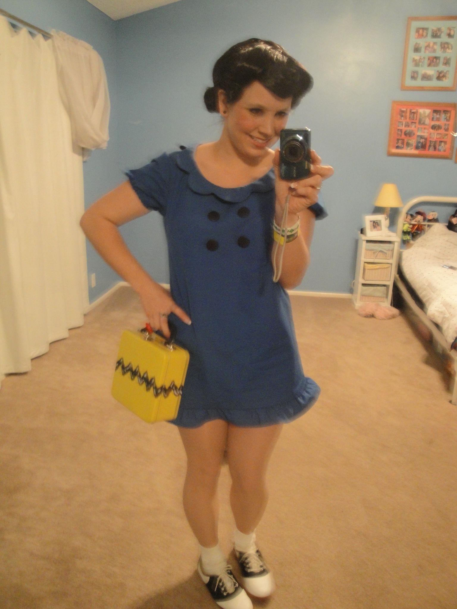 Peanuts Lucy Van Pelt Costume