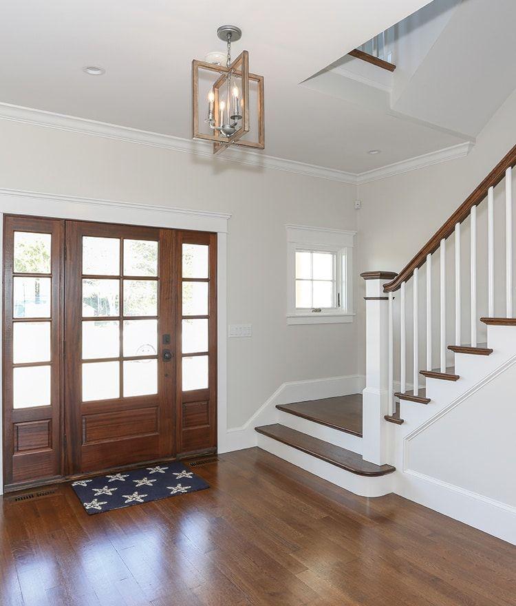 Quarter Sawn White Oak Installation White oak floors