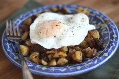 Pork Carnitas Hash recipe by Barefeet In The Kitchen