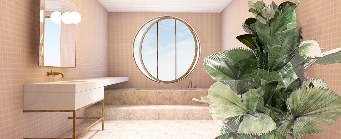 Bathroom Design Ideas Reece editor of artichoke magazine, cassie hanson's dream bathroom