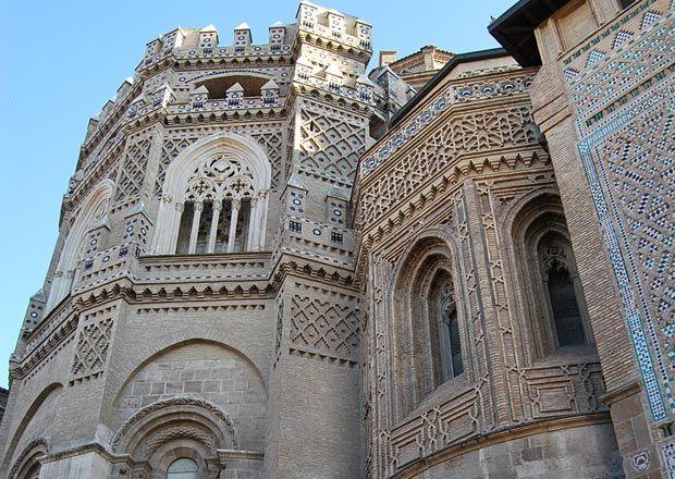 zaragoza: catedral del salvador, la seo  catedrales ...