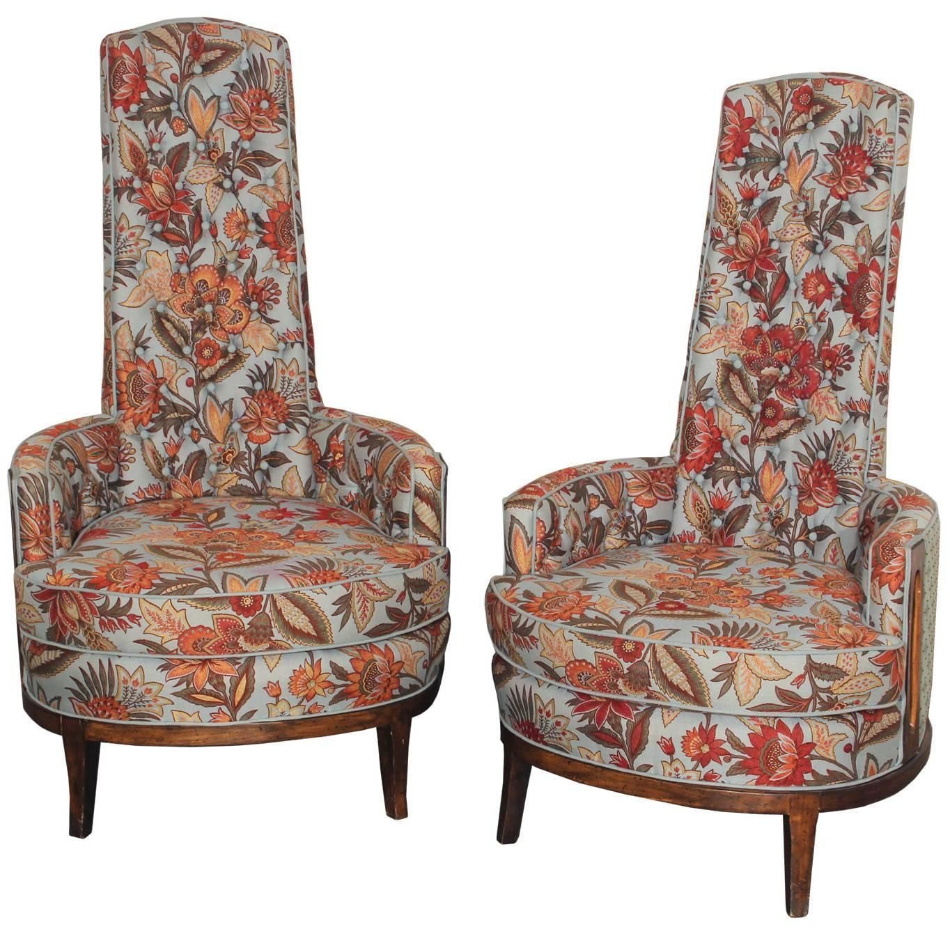 Funky High Back Chairs Shapeyourminds Com