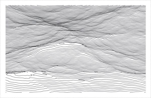 Using Lines In Drawing : Pin by obsidian ark on mm » abstract pinterest sea art graphic