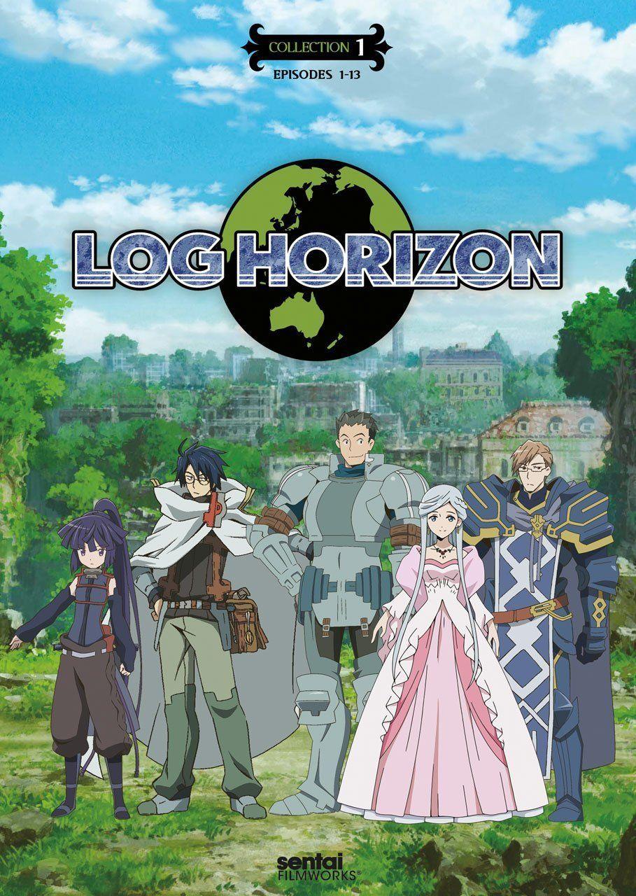 Log Horizon Vostfr in 2020 Log horizon, Japanese novels