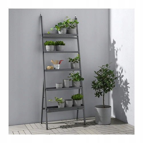Ikea Salladskal Stojak Na Doniczki Balkon Taras 8328086253 Oficjalne Archiwum Allegro Plant Stands Outdoor Plant Stand Garden Plant Stand