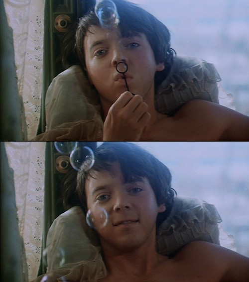 I haven't lived. I've died a few times.  —     Harold